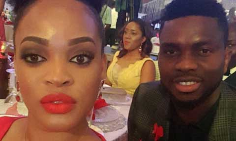 Joseph and Adaeze Yobo
